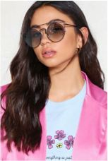 You'll Come Around Round Shades $9.60 - Nasty Gal